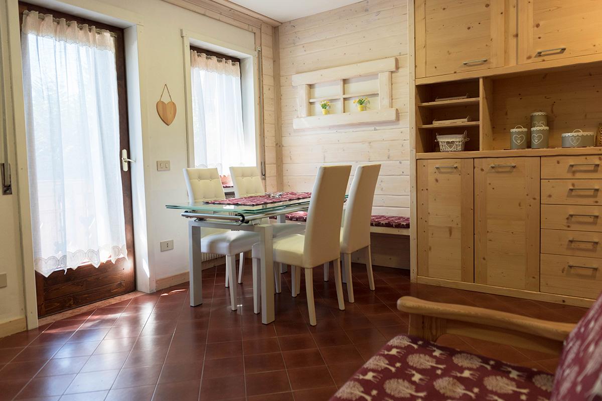 Appartamento in affitto ad Asiago